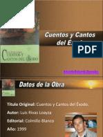 CUENTOS Y CANTOS DEL ÉXODO