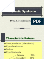 Renal Nephrotic Syndrome