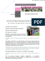 Charanga Del Norte_ Articles Amadito Valdes