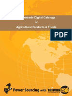 Agricultural Products Foods