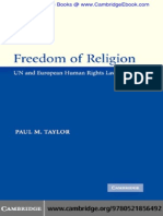0521856493.Cambridge.university.press.freedom.of.Religion.un.and.european.human.rights.law.and.practice.jan.2006 (1)