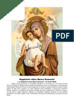 Rugaciuni catre Maica Domnului (22500 - 351)