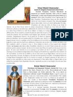 Visul Maicii Domnului si Briul Maicii Domnului (3000 - 51)