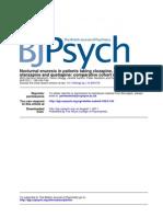 Noctornal Enuresis With Antipsychoticsa