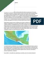 Origen y Desarrollo de La Cultura Zapoteca