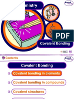KS4 Covalent Bonding