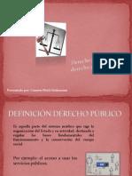 Derecho púbico y Derecho privado