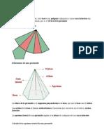 Definición de pirámide