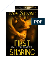 Jory Strong - Primer Intercambio- Fallon Mates - Las Ex 70