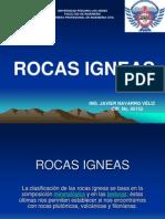 Clase 5 - Rocas Igneas