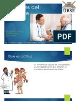 Actitudes Clinica Propedeutica