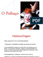 O Palhaço, power point