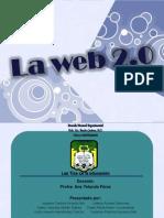 Herramientas de la comunicación de la Web 2.0