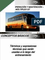 Apostila Multiplex G7 Espanhol