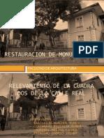 Calle Real Cuadra 2