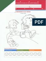 Lingua Portuguesa - Ficha 2
