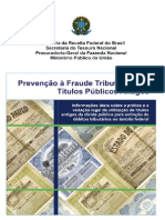 Cartilha Fraudes