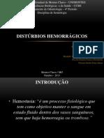 HEMOSTASIA PROTN