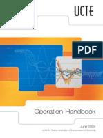 UCTE Operation Handbook