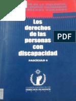 Los Derechos de Las Personas Con Discapacidad