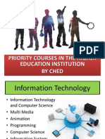 Priority Course She i