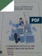 COMISI+ôN ESTATAL DE DERECHOS HUMANOS