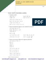 Factorizacic3b3n de Polinomios Anaya 4c2ba Eso Opcion a Matematicas Curso 2007 2008 Www Gratis2 Com