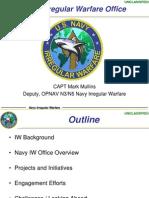 NX-Irregular Warfare Office
