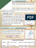 1.6 Trigonometric Functions