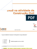 INSS obra Conceitos e Cálculo