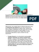 5 Tratamientos Del Autismo Alternativos Comprobados - Tratamiento Del Autismo