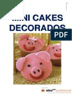 08. Mini Cakes Decorados
