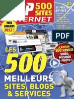 Top 500 Sites Internet 11 - Printemps 2012