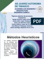 Exposicion Topicos Selectos Procesos - Equipo 1