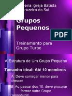 PIB GRUPOS PEQUENOS