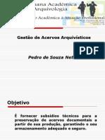 UFPB - Gestão de Acervos Arquivisticos