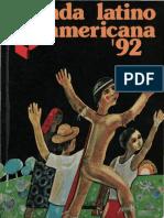 1992 Agenda Latino American A
