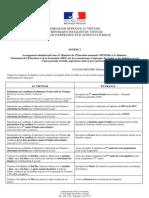 Tableau comparatif des systèmes d'enseignement supérieur français et vietnamien