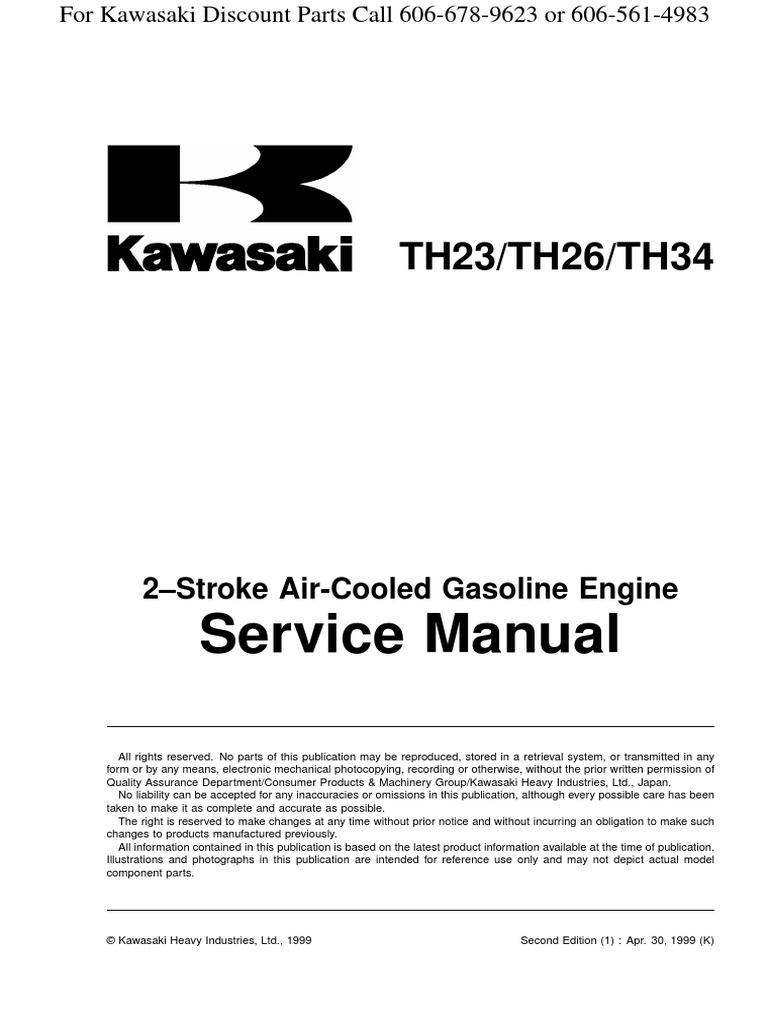 kawasaki engine service manual how to and user guide instructions u2022 rh taxibermuda co kawasaki fh721v owners manual kawasaki fh721v service manual pdf