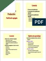 IDP - Clase (Planificacion Agregada)