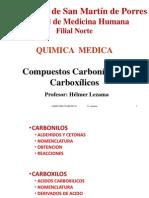 Carbonilos Carboxilos 13 Chi