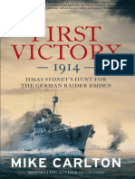 October Free Chapter - First Victory by Mike Carlton