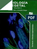 Fisiologia Vegetal Volumen II