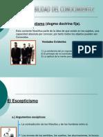 Diapositiva de La Posibilidad Del Conocimiento