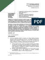 Res 0131-2013 Protocolo de Seguridad en Bancos Por Uso de Gorro