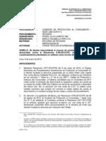 Res 0050-2013 Principio de Razonabilidad