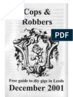 Cops and Robbers - December 2001