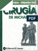 Cirugía de Michans - 5ta ed - 2002 - OPTIMIZADO