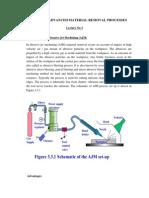 2.Abrasive Jet Machining (AJM)