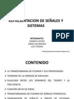 Representacion de Sec3b1ales y Sistemas